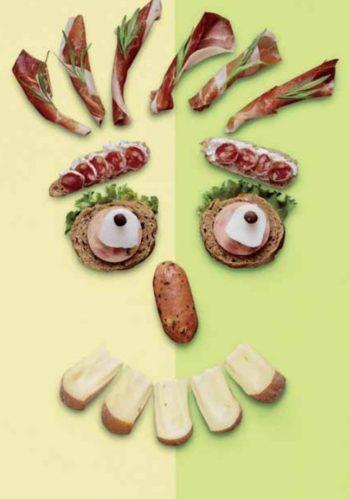 La santé vient en mangeant